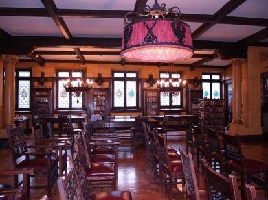 Biblioteca fábrica de Trubia