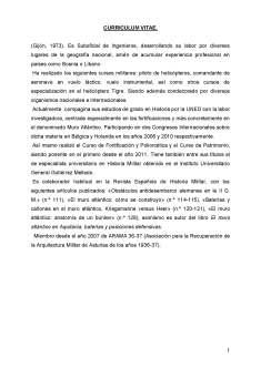CV José Manuel Pañeda Ruiz