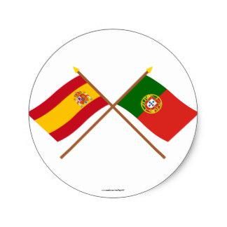banderas_cruzadas_de_espana_y_de_portugal_pegatina_redonda-r7fadd82d1b9648619bf0b629ee159ca5_v9waf_8byvr_324