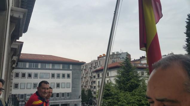 Balcón Delegación Defensa Asturias
