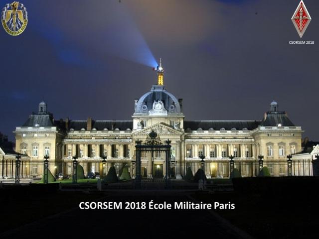 Ecole Militaire Nuit v1