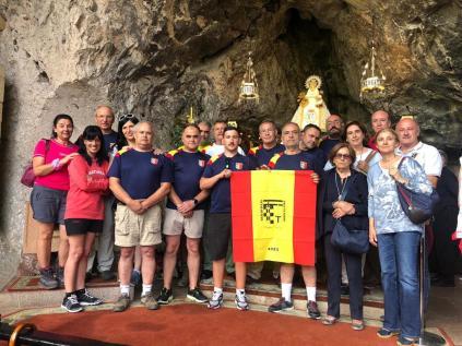 En la Santa Cueva