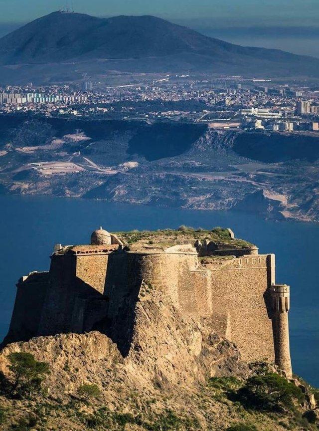 Fuerte de Santa Cruz, fortaleza española en Orán